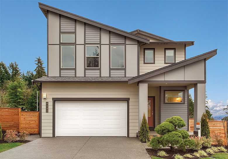 Seattle home builders plans starting from