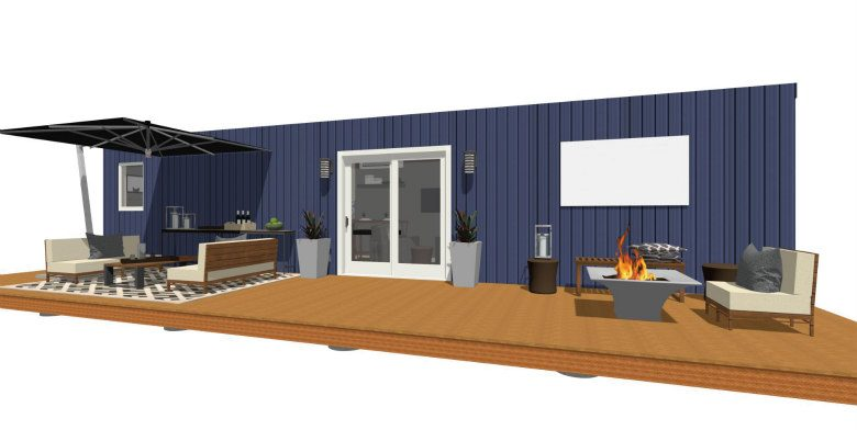 Living In A Shipping Container Could Actually Be Pretty Sweet Thanks To Bellevue Student