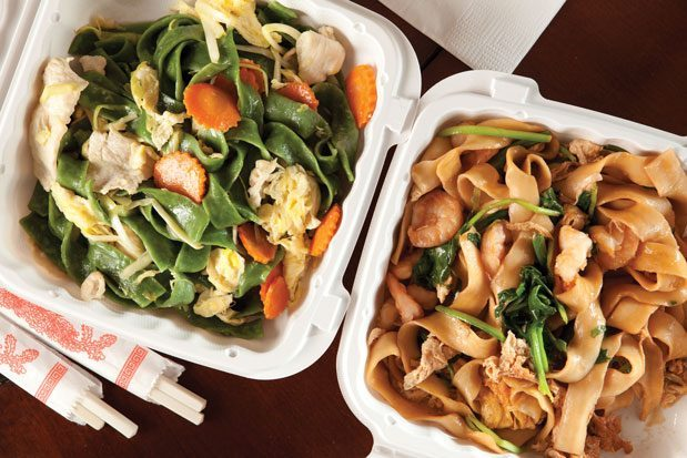 Best Asian Noodle Dishes In Seattle