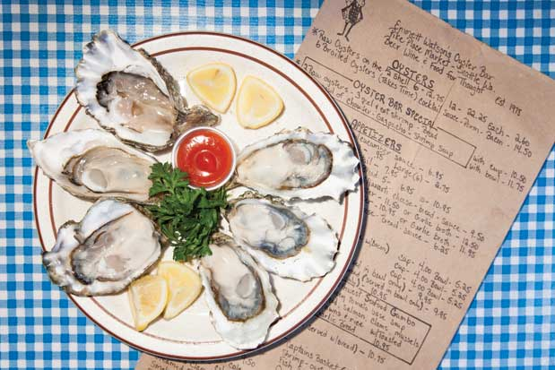 The Best Oyster Palaces and Raw Bars in Seattle