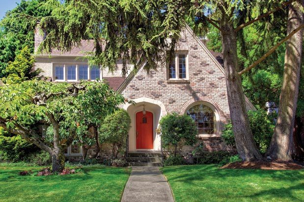 Three tudor homes for sale in seattle seattle magazine for Tudor style homes for sale