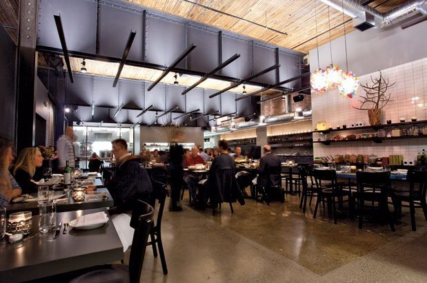 Sensational Middle Eastern Food At Mamnoon Seattle Magazine