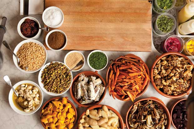 Mise en place local dining trend in 2013 seattle magazine - Mise en place table restaurant ...