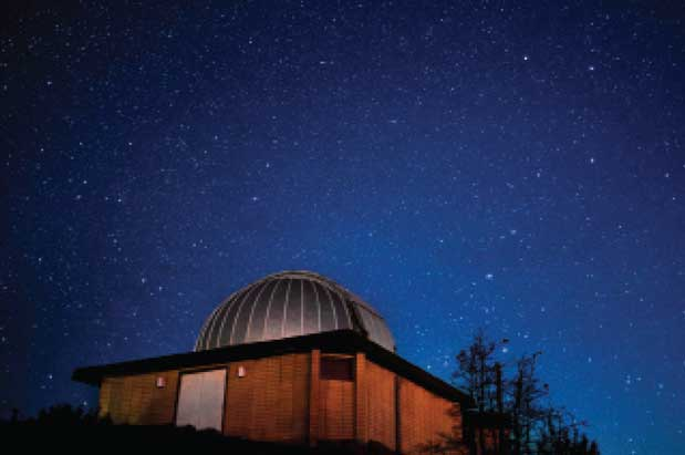 Road Trip to Goldendale Observatory for Total Lunar Eclipse