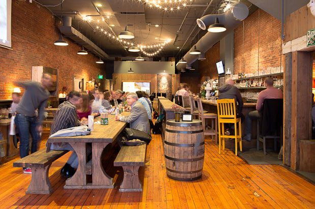 The New German Beer Hall In Pioneer Square