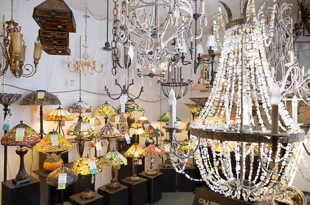 Where To Get Luxe Lighting Seattle Magazine