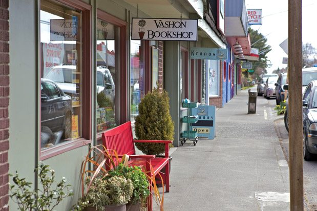 Vashon Island Top Restaurants