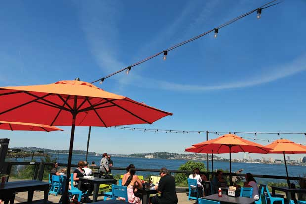 The Best Patio Dining in Seattle | Seattle Magazine