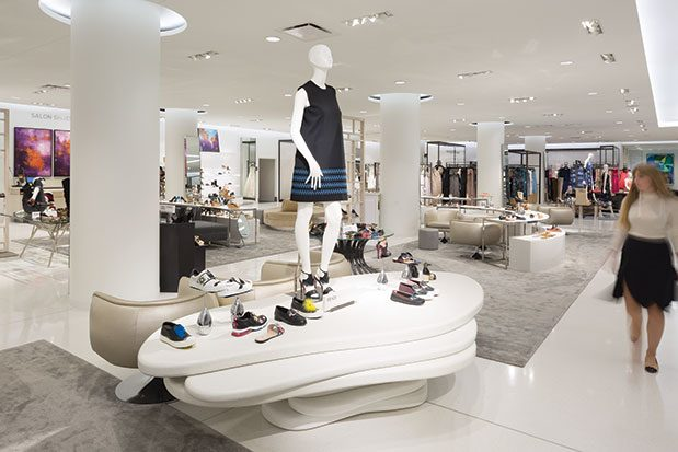 e3d1a37f64 Nordstrom to Unveil its Renovated Downtown Seattle Flagship Store ...
