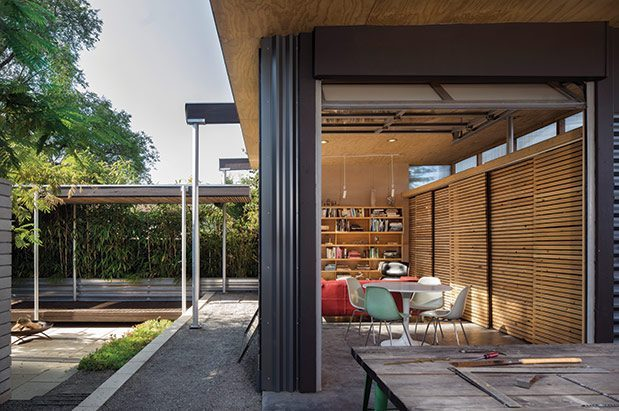 Design Team Marries Indoor And Outdoor Living At West Seattle Home