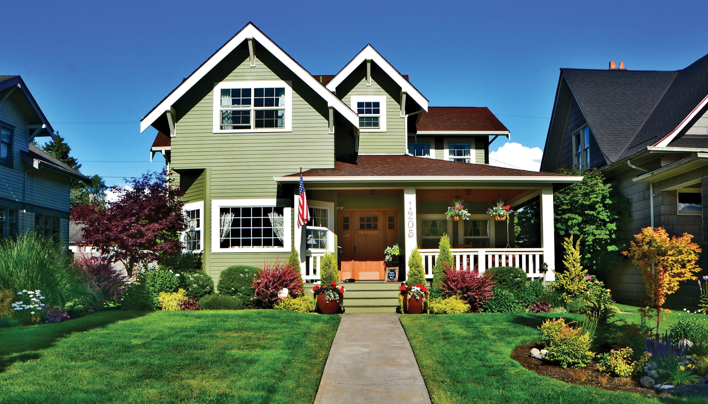 Best seattle suburbs for affordable homes seattle magazine for The affordable house