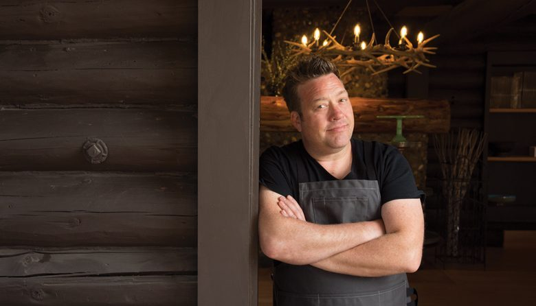 Chef Mike Easton says his new restaurant, Il Nido, will retain the spirit of the Alki Homestead