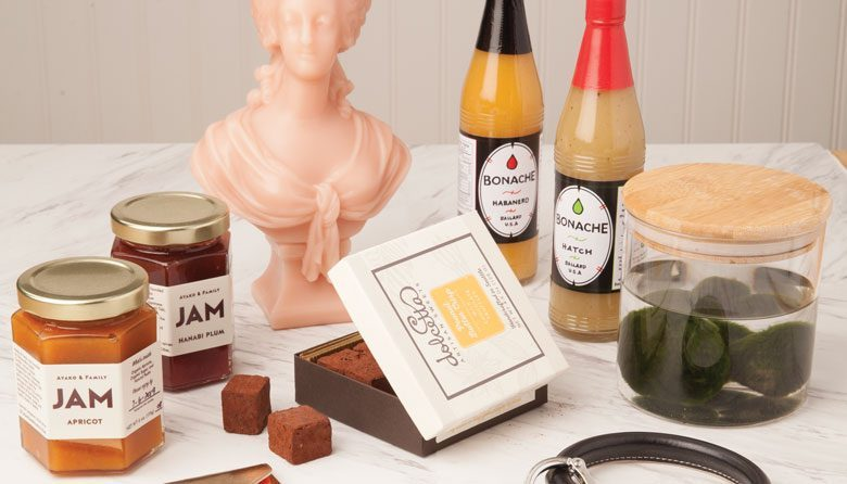 Seattle gifts for your favorite hostess