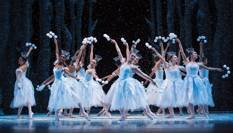 Pacific Northwest Ballet annual holiday Nutcracker