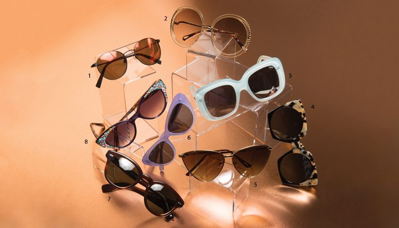 8 Stylish Sunglasses Just in Time for Summer