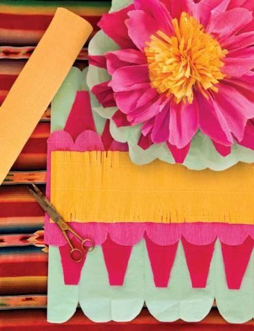 How to make mexican paper flowers seattle magazine how to make mexican paper flowers mightylinksfo