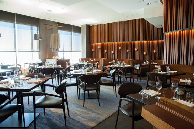 Ethan Stowell S Goldfinch Tavern Wows With Its View And