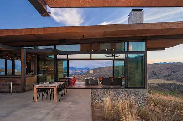 5 of the most amazing homes in the pacific northwest for Northwest contemporary homes