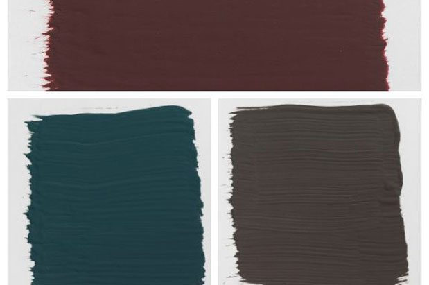 3 Tips For Using Dark Paint Colors In Small Es