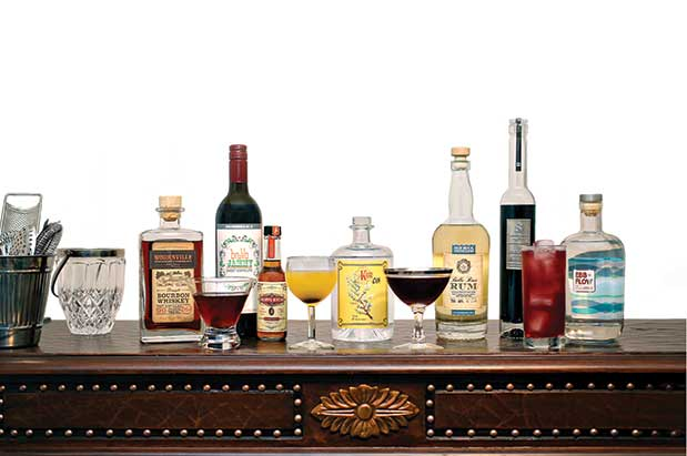 7 Must Have Bottles For Stocking Your At Home Bar