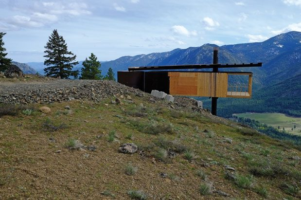 The Big Problem with the Methow's Little Hut | Seattle ...