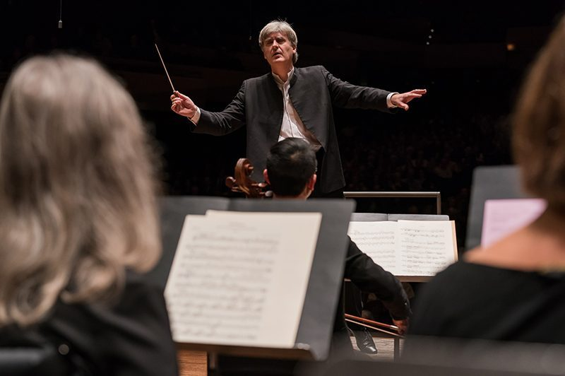 For the Seattle Symphony, a Fresh and Festive Welcome