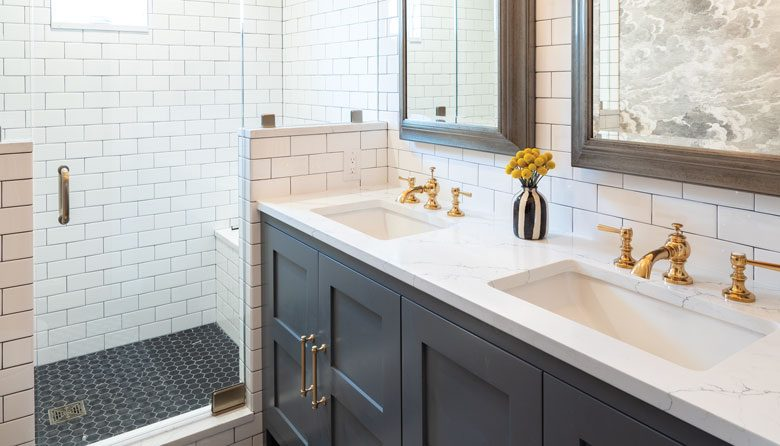 This Seattle Bathroom Remodel Takes An OldSchool Approach Seattle Adorable Bathroom Remodeling Seattle
