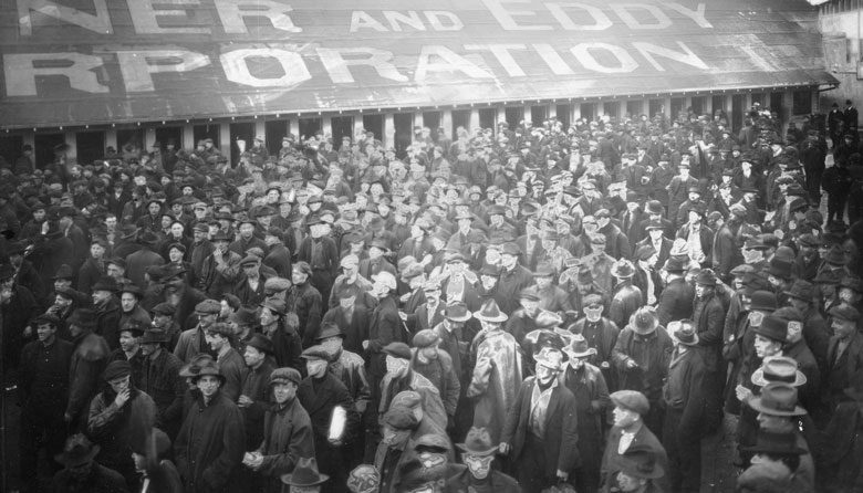 Seattle, Washington 1919 General Strike