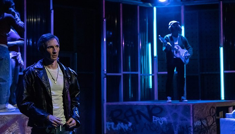 Seattle's Book-It-Rep Theatre's American Junkie play