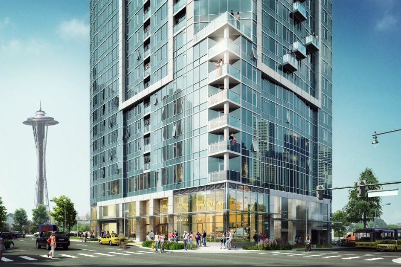 Brand New High Rise Condos Planned For Belltown