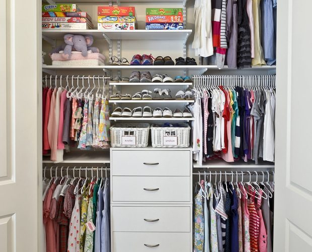 Charmant Get Organized: 12 Inspiring, Attainably Neat Closets And Drawers