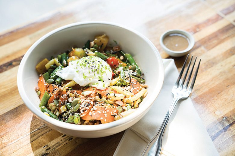 Eve's Grain Bowl is an Ode to Gravity Bar, a Seattle Classic