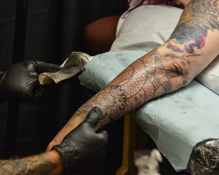 The Coolest and Craziest Tattoos From the Seattle Tattoo Expo ...