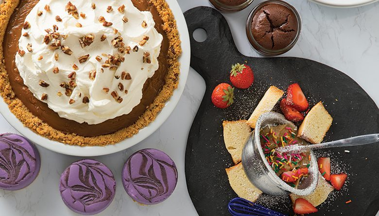 Seattle's best desserts: A La Mode Pies, Hot Cakes, Ube Cheesecake