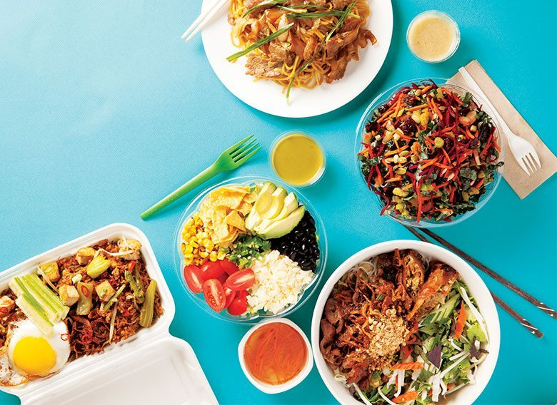 takeout food - photo #11