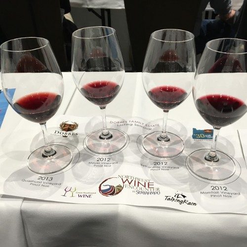 The Northwest Wine Encounter: An intimate affair for wine lovers who get their geek on over things like the impact of soil, weather, terroir and altitude