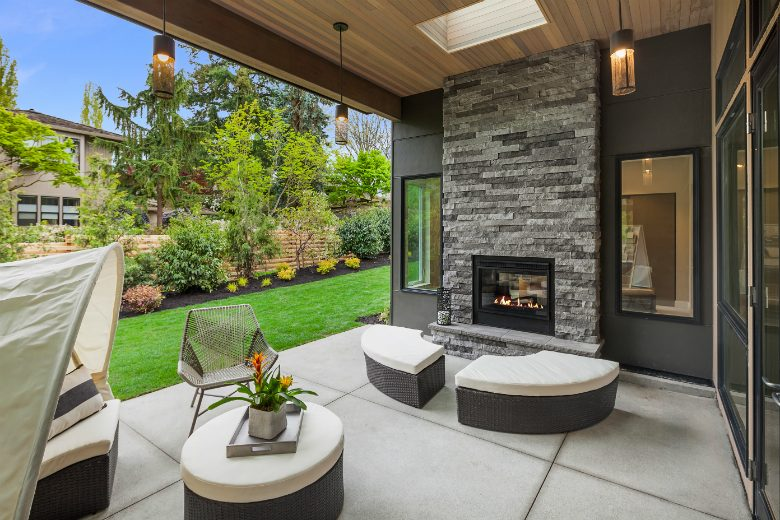 These Mercer Island Patios Deserve A Second (and Third!) Look