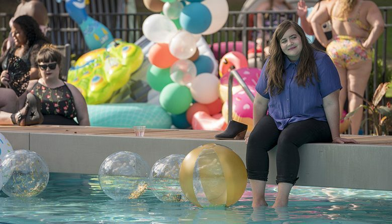 SNL's Aidy Bryant is the star of Hulu's Shrill, based off of a Seattle author Lindy West's book