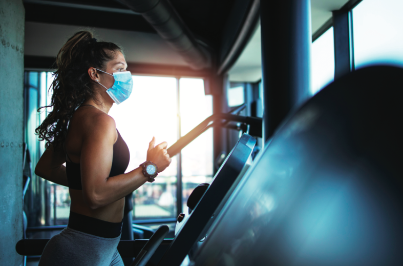 Like many small businesses, Fremont Health Club is struggling. But it will survive.