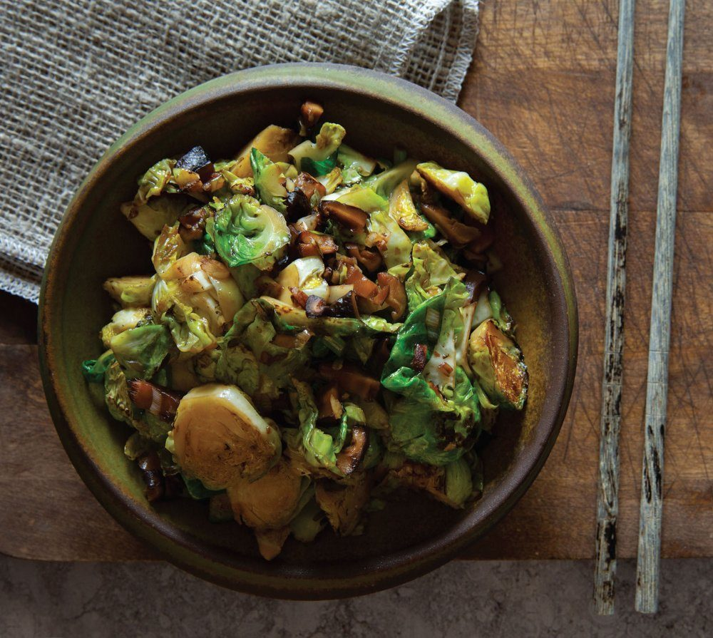 Hsiao-Ching Chou offers up an ode to vegetables in her second cookbook