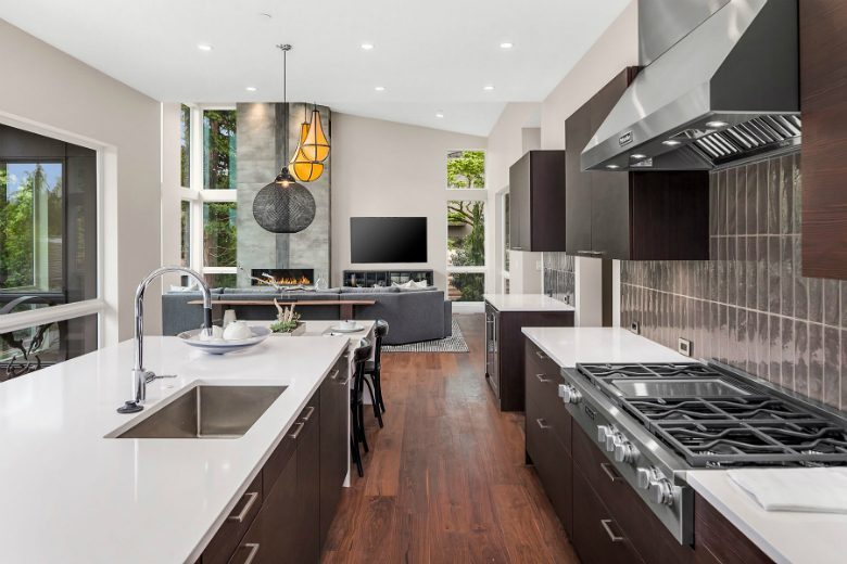Must See Modern Kitchens On Mercer Island Seattle Magazine