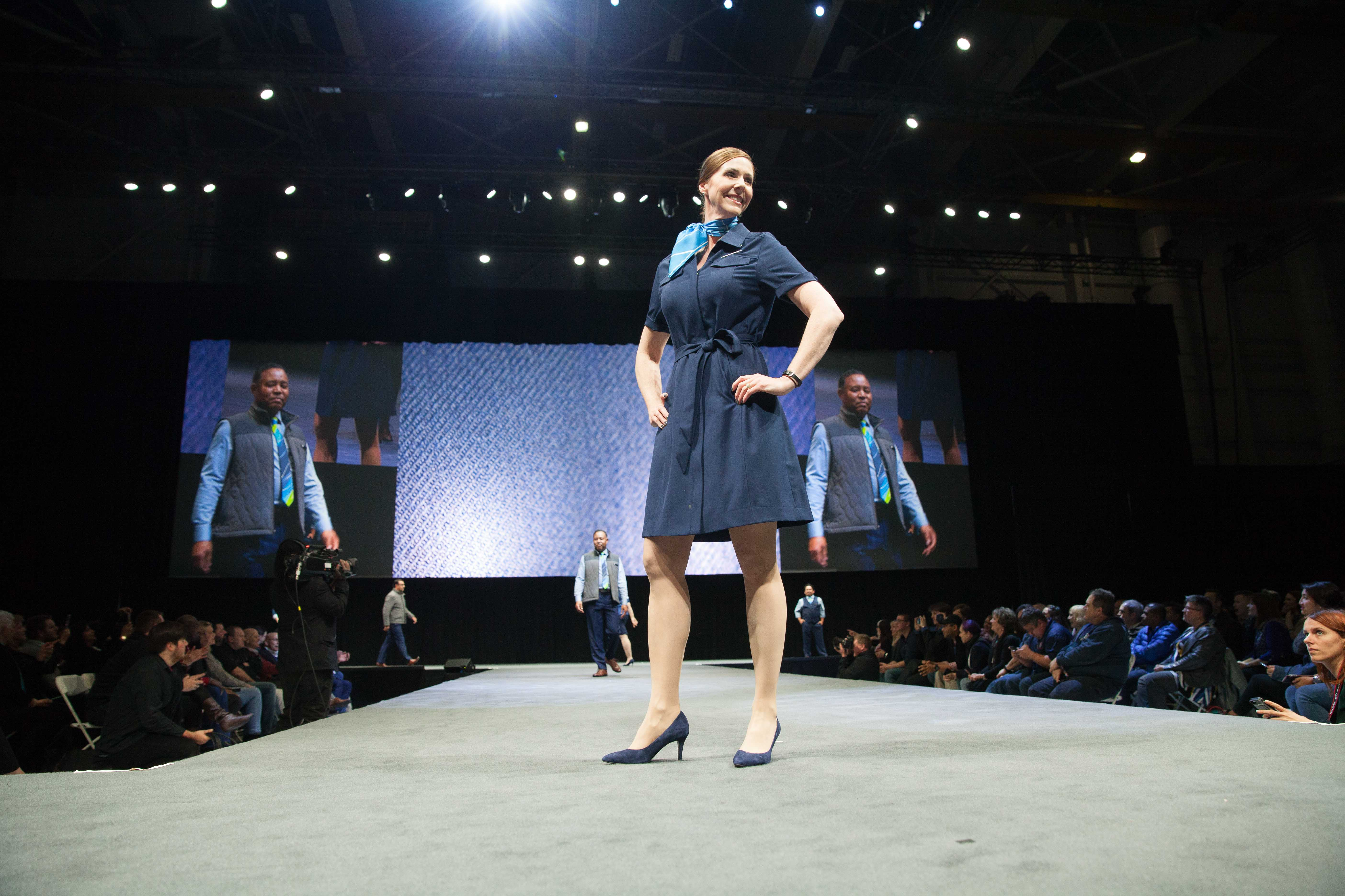 Alaska Airlines' New Uniforms by Designer Luly Yang Are ...