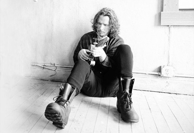 Image result for chris cornell wife letter