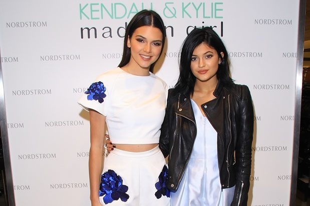 6bb6a7f9f0c Our Interview with Kendall and Kylie Jenner at Nordstrom