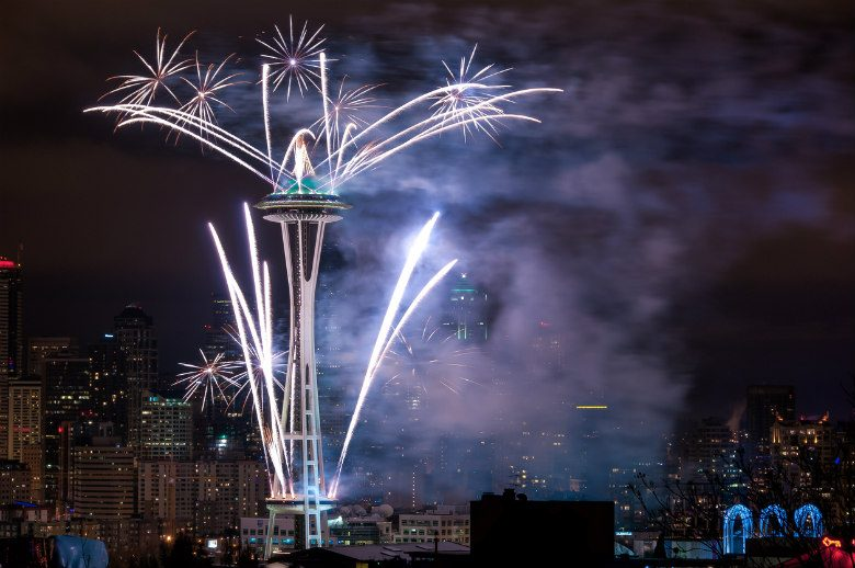 New Years Eve Seattle 2018