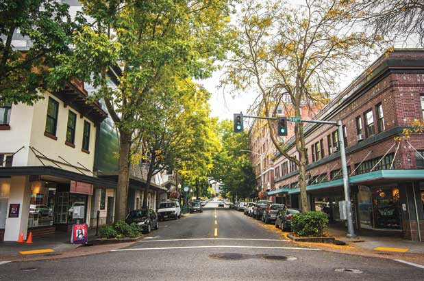 Road Trip: Downtown Olympia