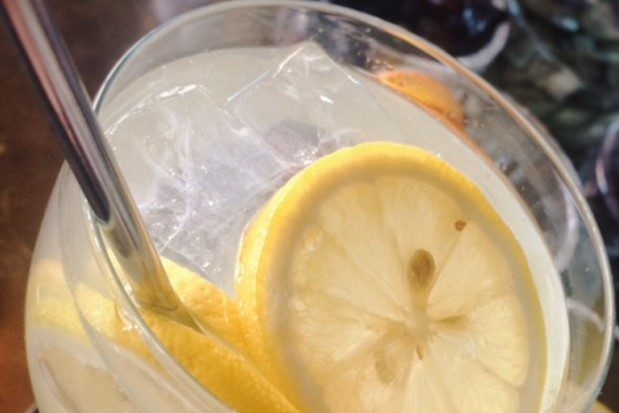 The Royal Shipyard is one of six intriguing choices on Thackeray's Gin & Tonic menu