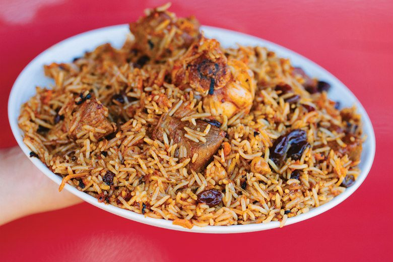 Tabassum Seattles Uzbek Food Truck May Be The Only One On The