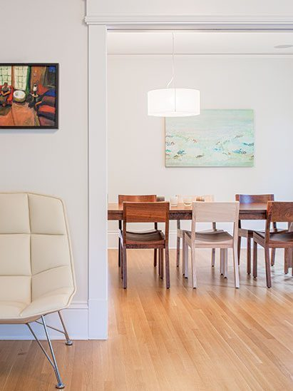 A capitol hill remodel reveals a family s dream house for Furniture maker seattle