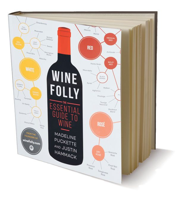 Wine Folly's new book